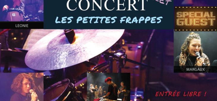 Concert Cabaret Les Petites Frappes