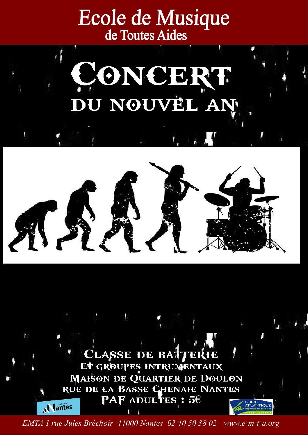 Concert du Nouvel An : samedi 11 janvier